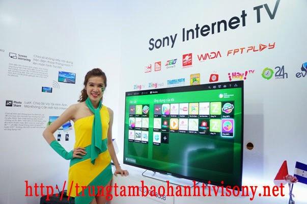 Trung tâm bảo hành tivi giá rẻ, tivi Sony tại Hà Nội