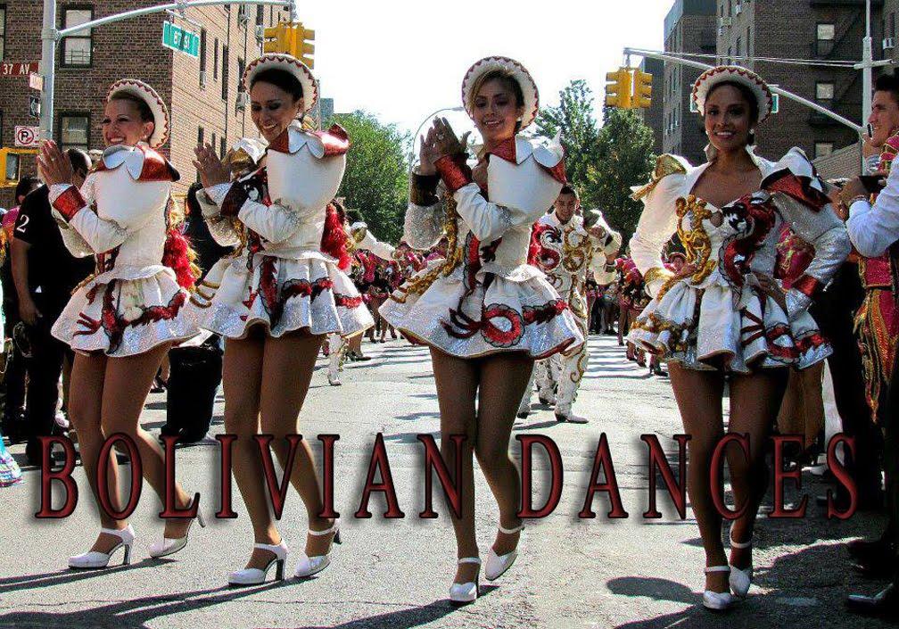 Danzas Bolivianas / Bolivian Dance