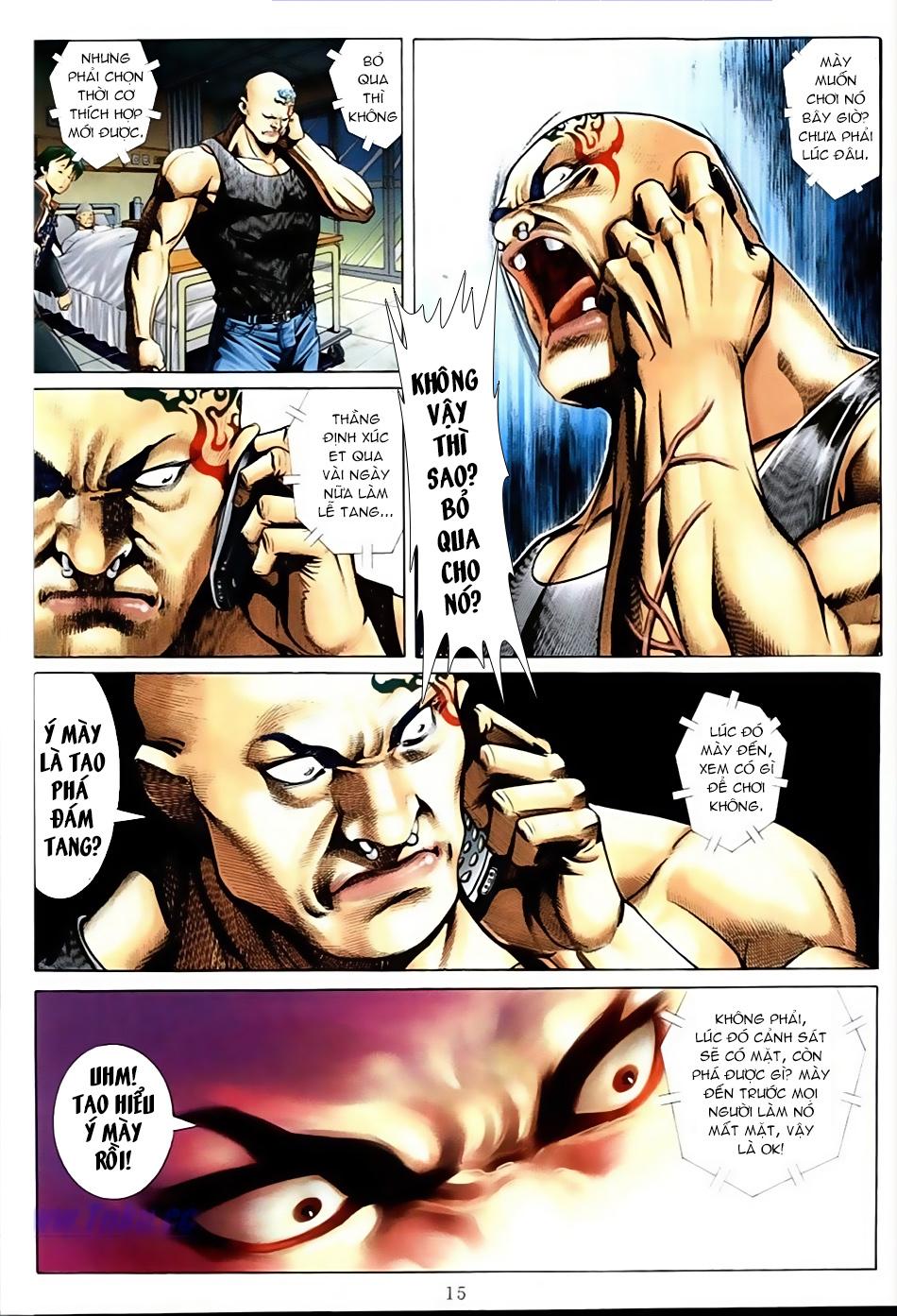 Người Trong Giang Hồ Chap 574 - Truyen.Chap.VN