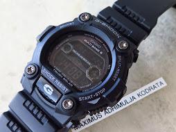CASIO G-SHOCK GW-7900B BLACK - TOUGH SOLAR