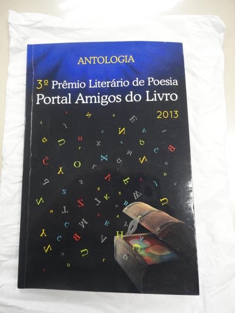 Antologia 3º Prêmio Literário de Poesia Portal Amigos do Livro