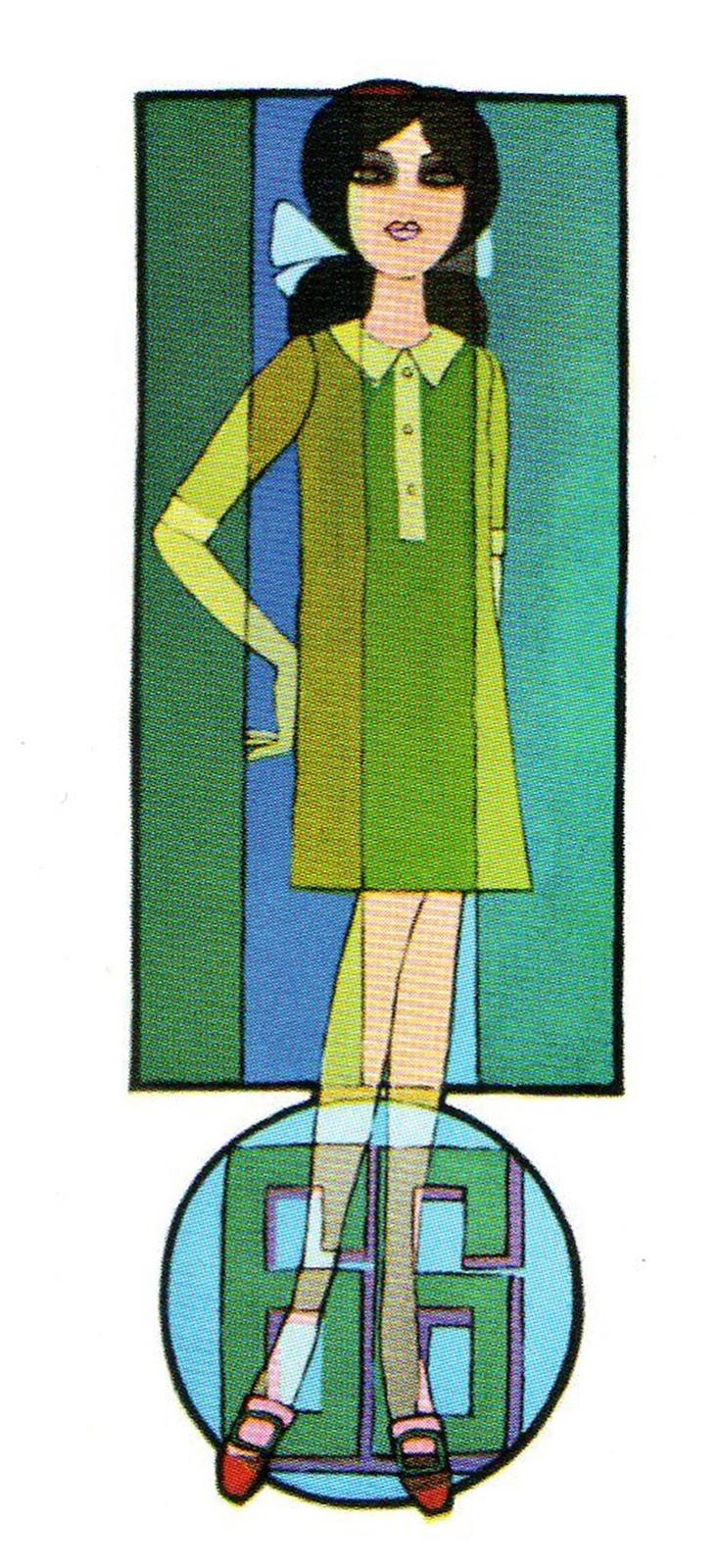 ©Caroline Smith - Ilustración Editorial | Petticoat Magazine & otros. Ilustración | Illustration