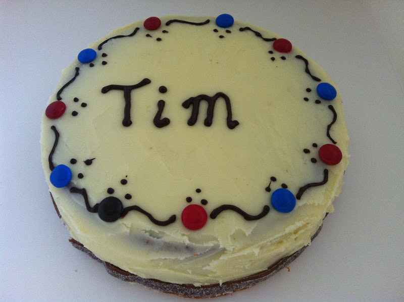 White Chocolate Cake For Tim Laws Of The Kitchen