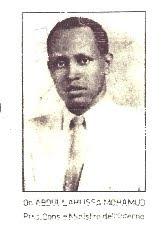 Eerst President  SOMALIA