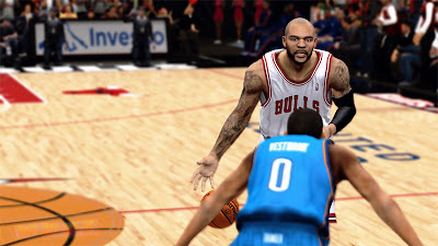 NBA 2K13 Carlos Boozer Bulls Playoffs Update