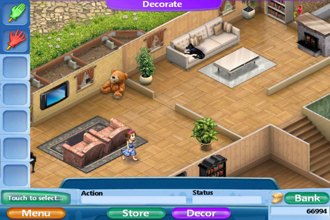 Free download game virtual families 2 our dream house full for Virtual families 2 house layout