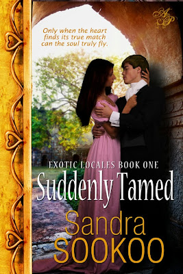 Suddenly Tamed by Sandra Sookoo – Book Blitz