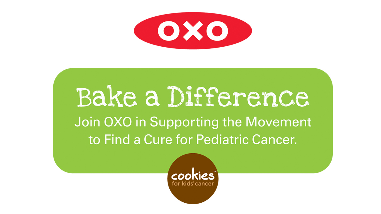 traveler for good  1 send a virtual cookie no calories and no guilt oxo will make a donation for each e cookie sent up to 10 000 cookies per week 2 a bake near