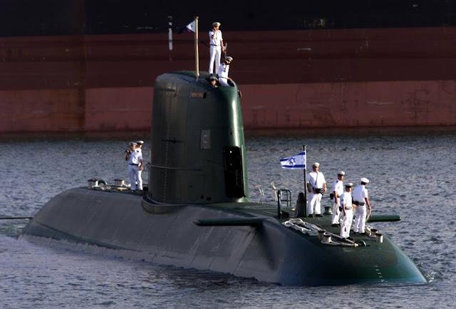 Dolhin class SSK