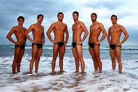 The Men of Australia
