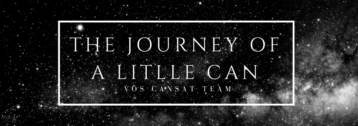 The Journey of a Little Can