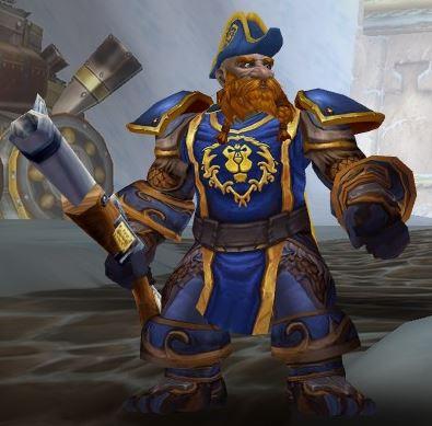 Knight-Captain Thracyyus