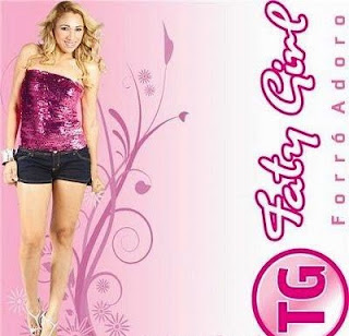 Taty Girl e Forró Adoro Agosto 2011