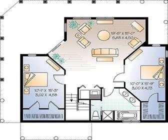 Planos de casas con una arquitectura moderna arquitexs for Arquitectura de casas modernas planos