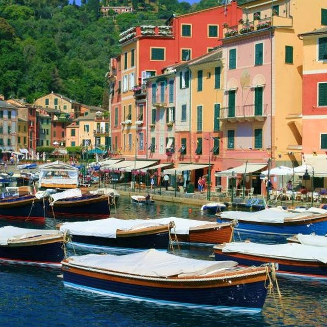 81. Portofino (Italy)