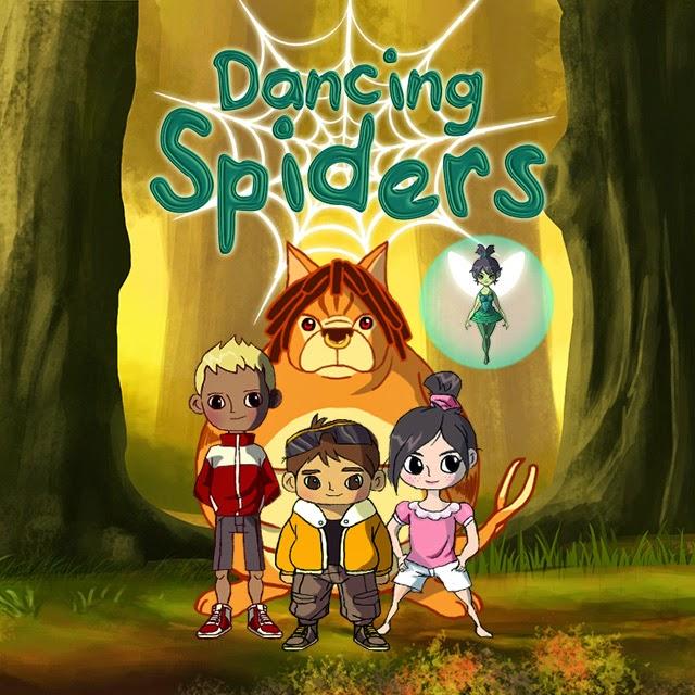 dancing spiders, sandra hugs, Smart kid, sensible, street savvy, protecting children, positive parenting, happy children