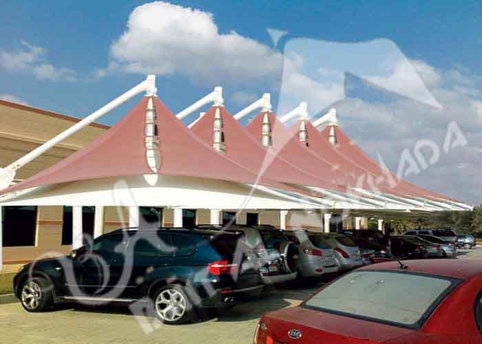Latest Car Parking Shade Designs Arch Design Bottom Support