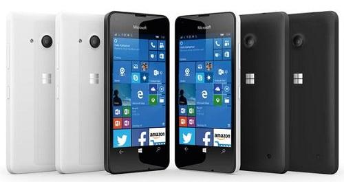جوال مايكروسوفت لوميا 550 Lumia