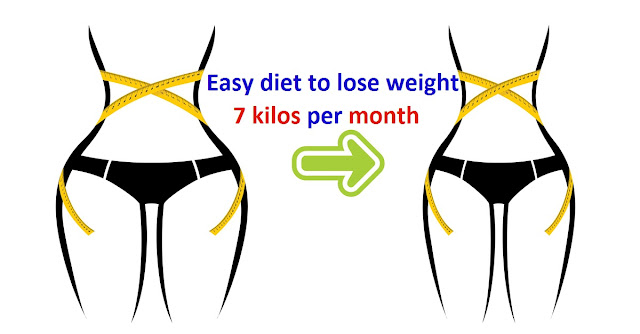 how to lose 11 kg in a month
