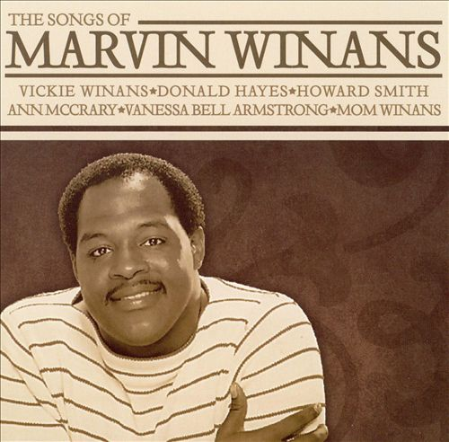 Marvin Winans-The Songs Of Marvin Winans-