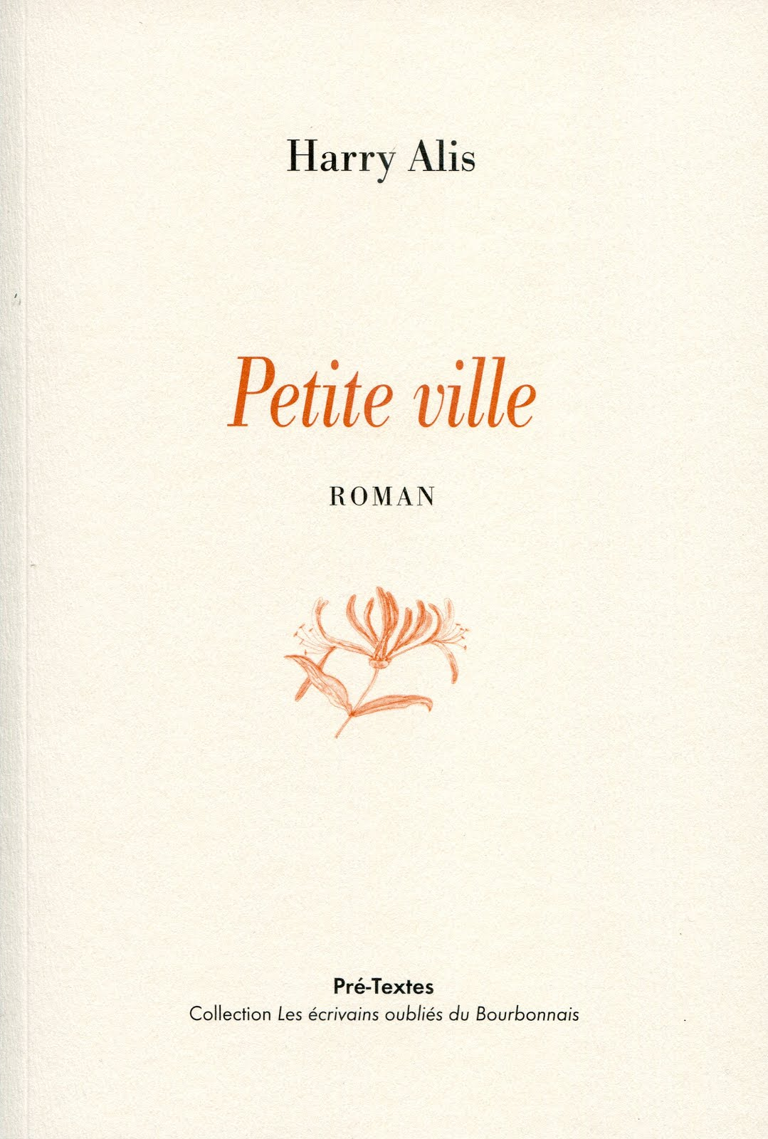 """""""Petite Ville"""" d'Harry Alis"""