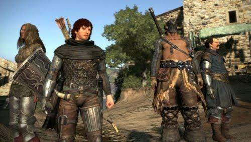 Los Mejores Juegos para PlayStation 3 PS3 2012 Dragons Dogma
