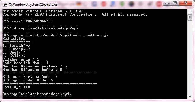 Proses file readline.js