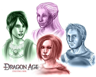 #16 Dragon Age Wallpaper