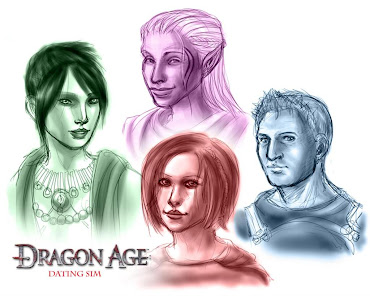 #16 Dragon Age Wallpaper