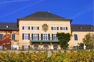 Weine der Domäne Schloss Johannisberg.
