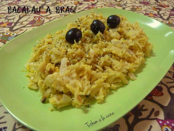 Bacalao dorado o a la portuguesa cocina - Cocinar bacalao desalado ...