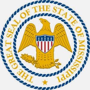 http://www.statesymbolsusa.org/Mississippi/stateSEAL.html