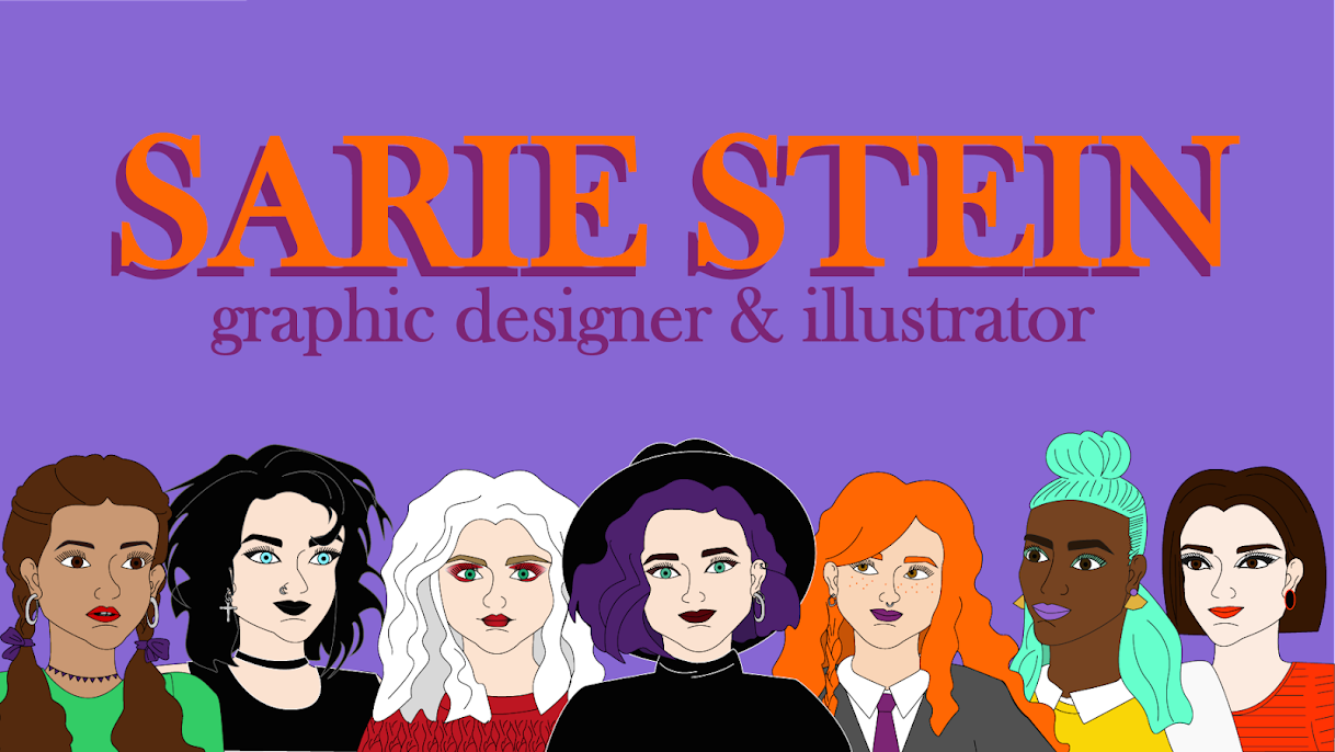 Sarie Graphic Designer