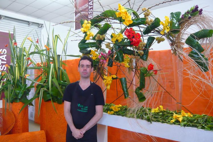 Curso de Arte Floral Segunda Edição.