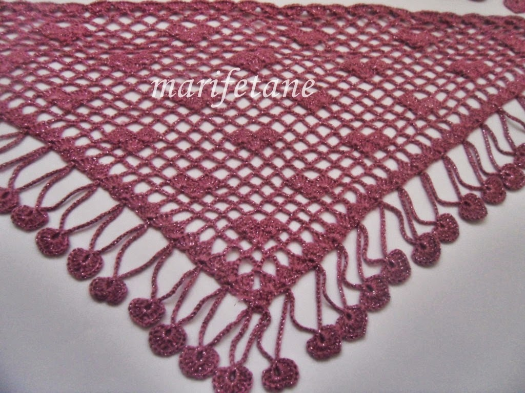 crochet scarf collar