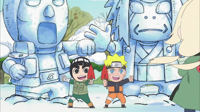 Naruto SD: Rock Lee no Seishun Full-power Ninden 45 Sub Español Online