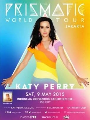 www.katyperryjkrt.com Tiket Resmi Katy Perry
