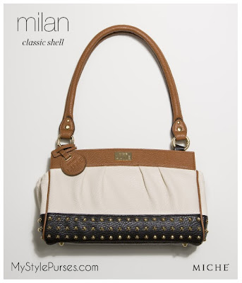 Miche Milan Classic Luxe Shell - September 2013