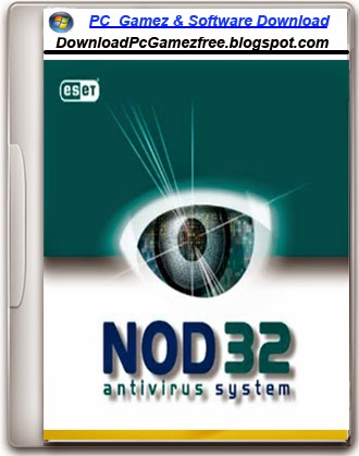 ESET NOD32 ANTIVIRUS 6 With Serial Key Free Full Version PC Software