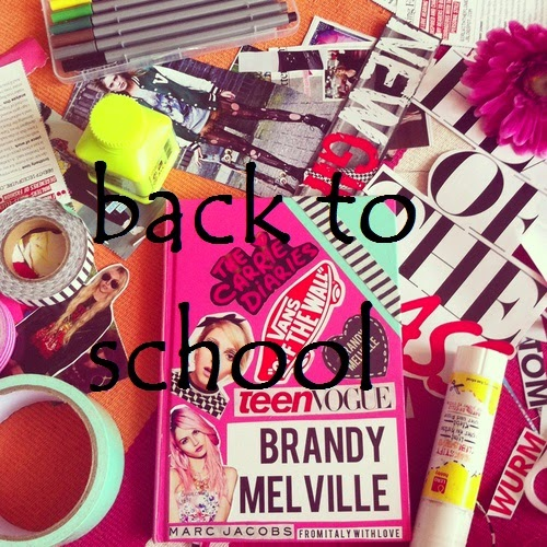 It's All About Marly: Tag: Back To School