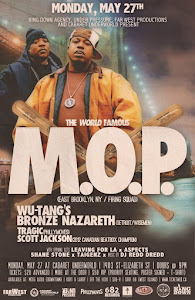 M.O.P | MONTREAL | MAY 27TH