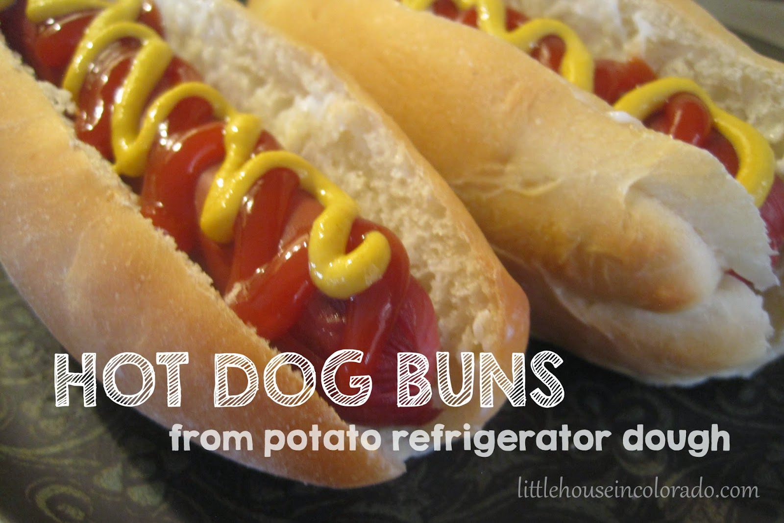 How To Make Hot Dog Rolls From Scratch