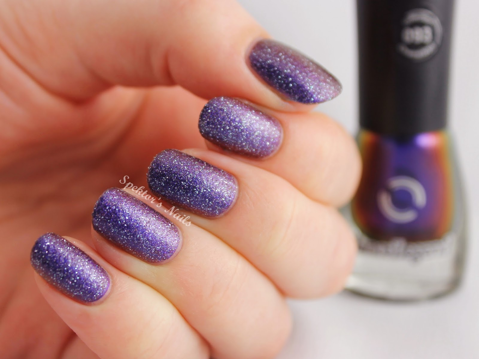 Galaxy Nails out of the bottle / Dance Legend - Top Sahara + Celia