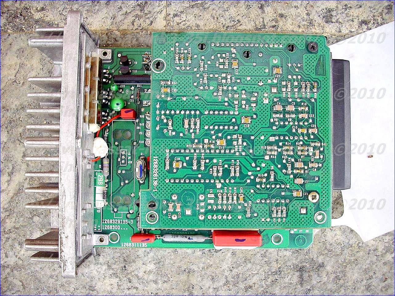VOLKSWAGEN PASSAT: VOLKSWAGEN PASSAT ENGINE CONTROL MANAGEMENT ...