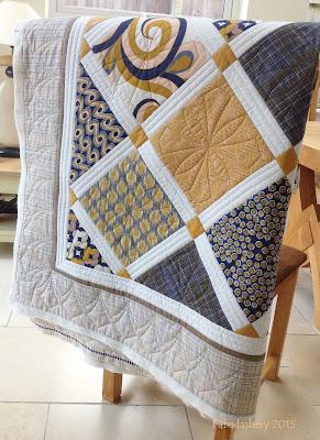 Angela Walter's 'Athena' quilt