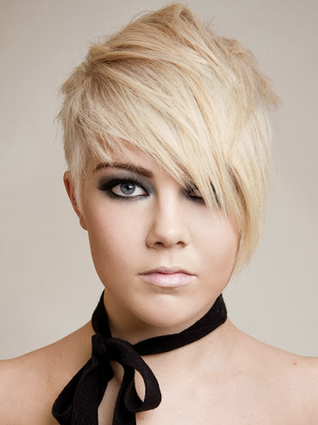 emo hairstyles popular