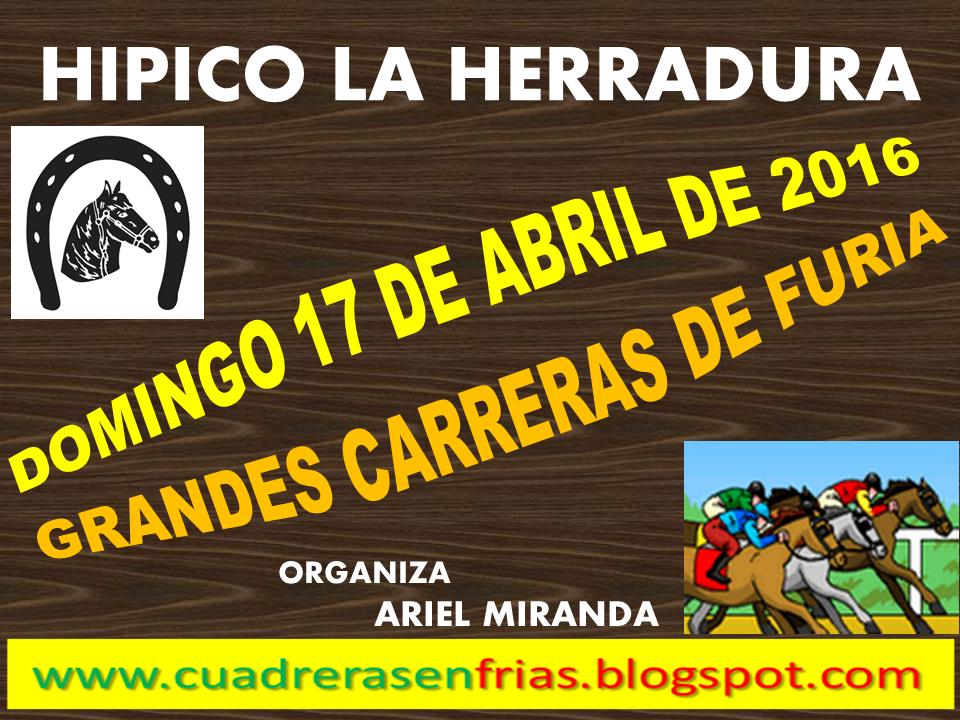 LA HERRADURA 17-4