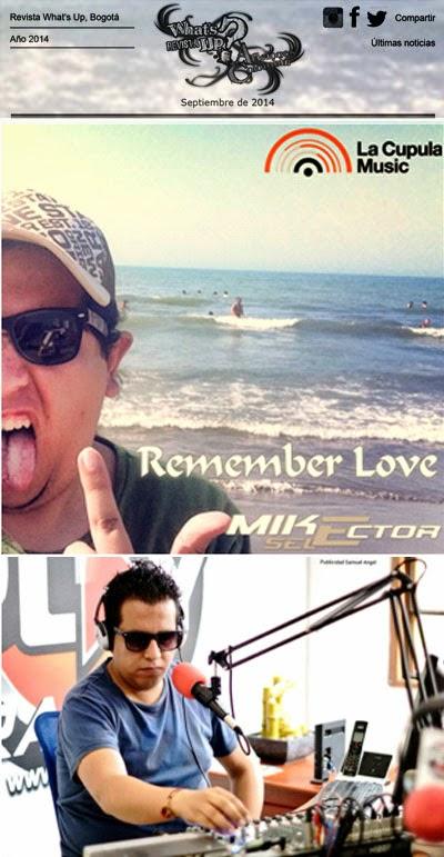 Dj-Mike-selector-Lanza-segunda-producción-REMEMBER-LOVE