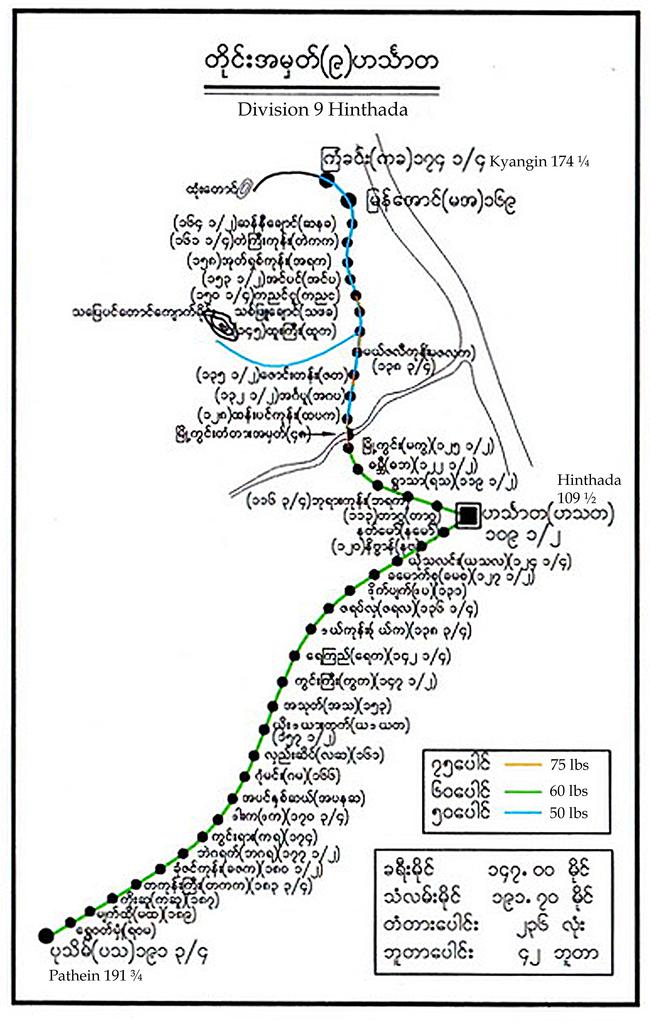 Jan Ford S World Railways In Myanmar