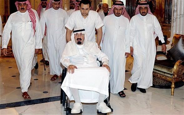 ZA&dunia: Arab Saudi Berkabung..??!!....Raja Saudi ...